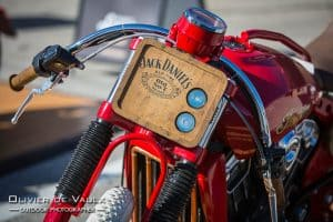 vintage indian motorcycle photography venice beach