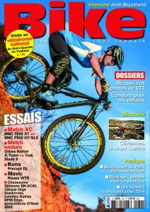 Bike Magazine - Scott cover