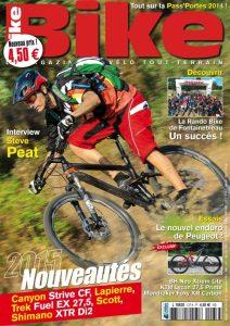 Bike Magazine - KTM cover