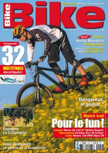 Bike Magazine - Rocky Mountain cover