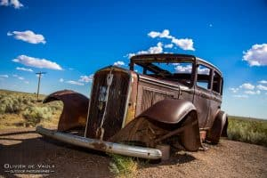 car photography arizona