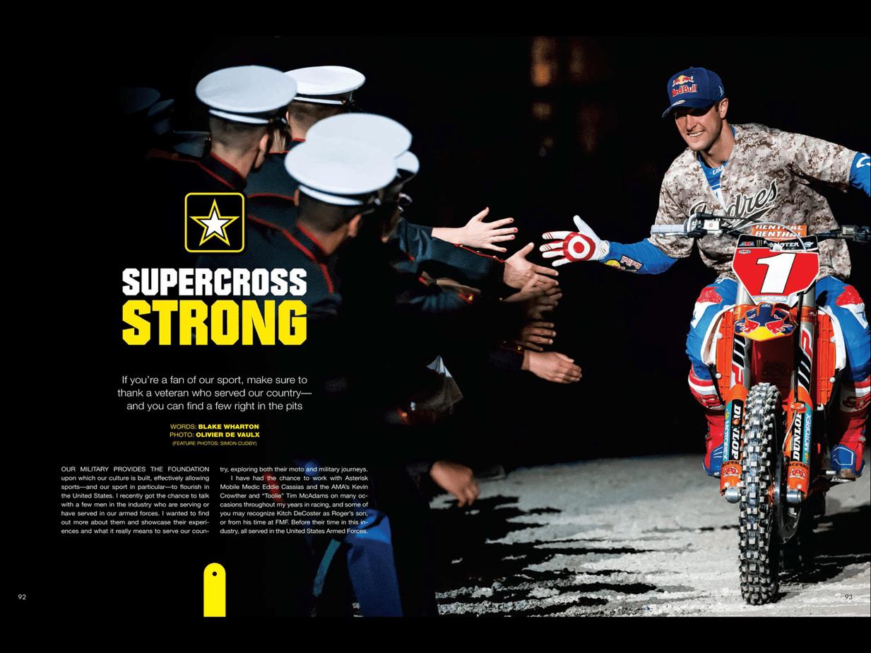 Ryan Dungey - RacerX 2016