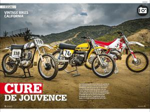 Vintage MX - Moto Verte 2015