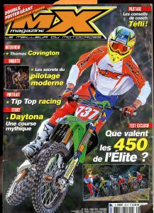 Mx Magazine - Testing 450