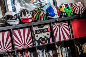 vintage helmets photography los angeles