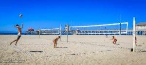 Volley photography huntington beach