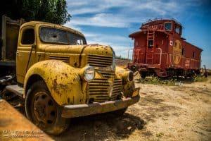 car train photography