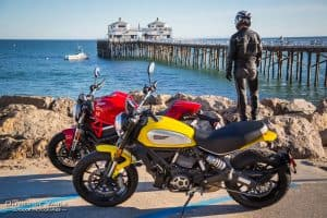 lifestyle ducati photography malibu