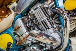 classic vintage motorcycle photography