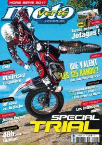 MX Magazine - Loris Gubian cover