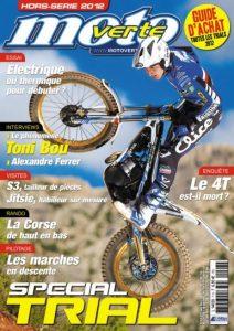 Moto Verte - Alex Ferrer cover