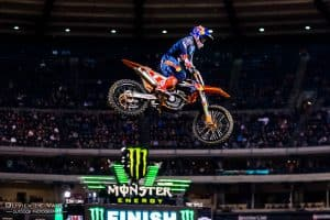 Supercross Anaheim Photography