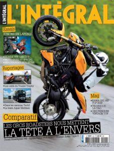 Magazine Integral cover