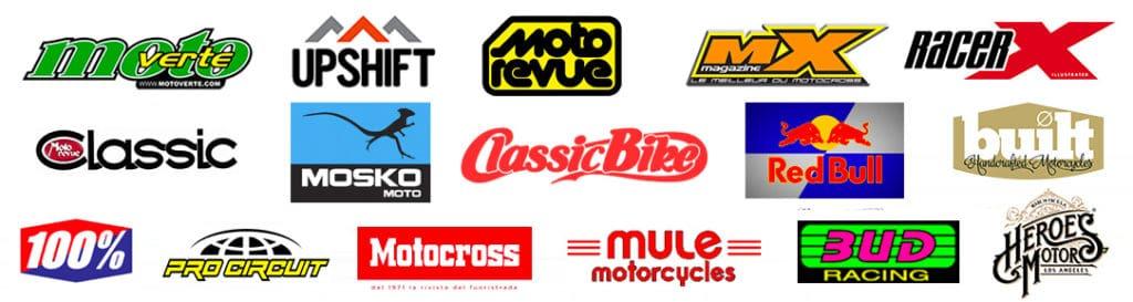 moto verte, moto revue, upshift, racers, built, motocross it, classic bikes, mosko moto, pro circuit, redbull, bud racing